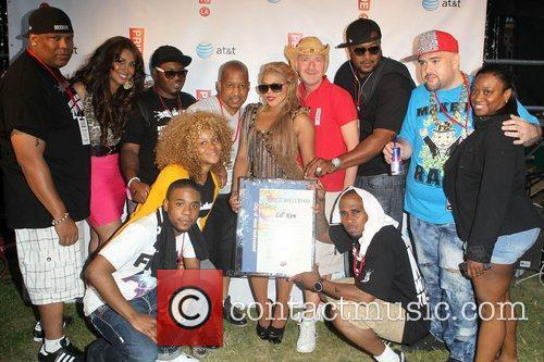 lil kim and her friends la pride 3936303