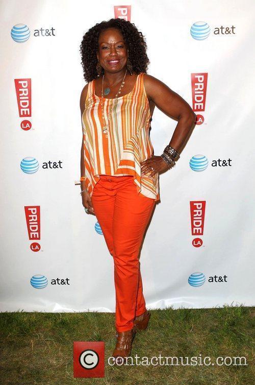 Yvette Cason LA Pride 2012 in West Hollywood...