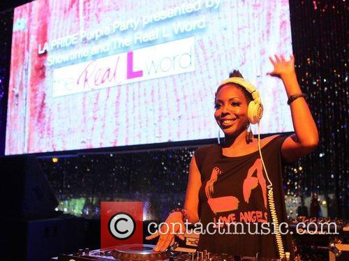 DJ Asha LA Pride 2012 - Purple Party...