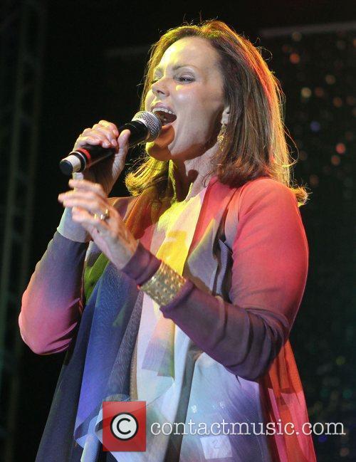Belinda Carlisle LA Pride 2012 in West Hollywood...