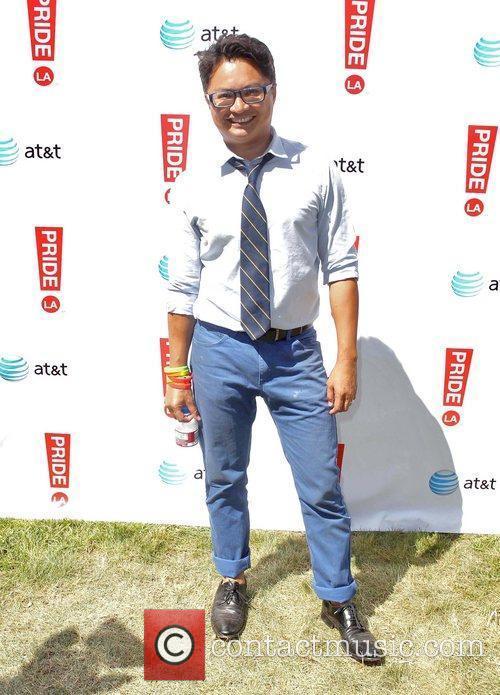 Alec Mapa LA Pride 2012 in West Hollywood...