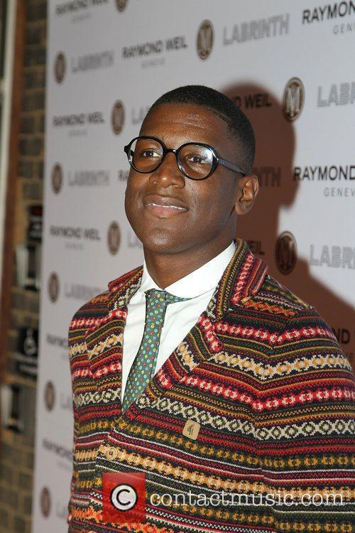Labrinth real name Timothy McKenzie,  at the...