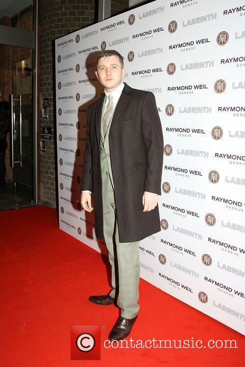 Plan B,  at the Labrinth special dinner...