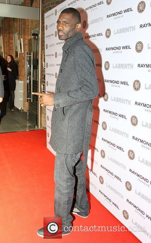 Wretch,  at the Labrinth special dinner ahead...
