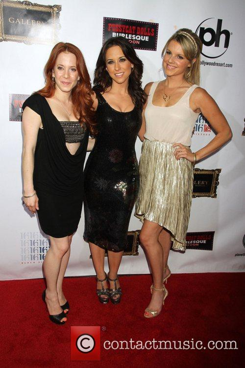 Amy Davidson, Lacey Chabert, Ali Fedotowsky Lacey Chabert, Birthday, Gallery Nightclub, Planet Hollywood Resort, Casino Las Vegas and Nevada
