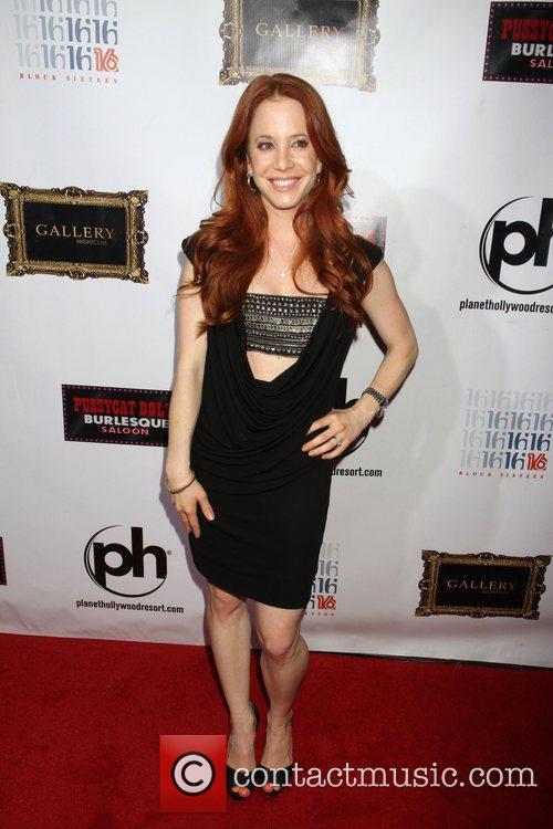 Amy Davidson Lacey Chabert, Birthday, Gallery Nightclub, Planet Hollywood Resort, Casino Las Vegas and Nevada 3