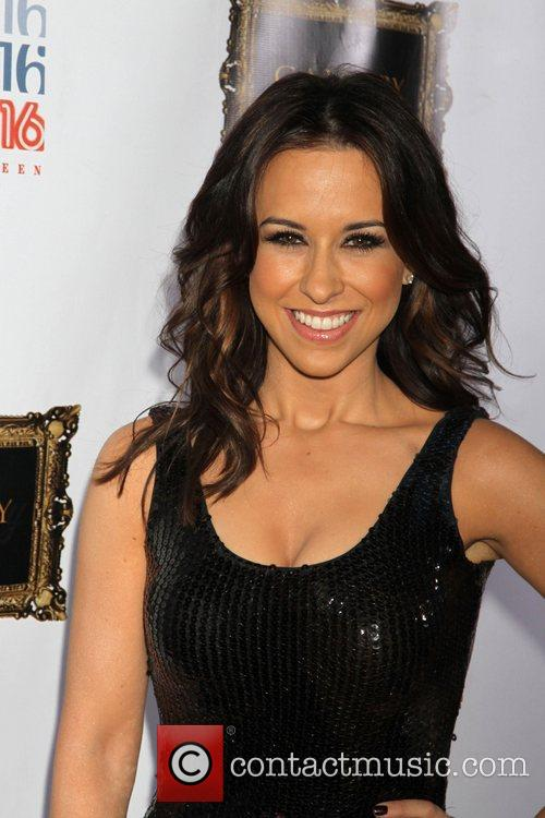 Lacey Chabert, Birthday, Gallery Nightclub, Planet Hollywood Resort, Casino Las Vegas, Nevada and Planet Hollywood 6
