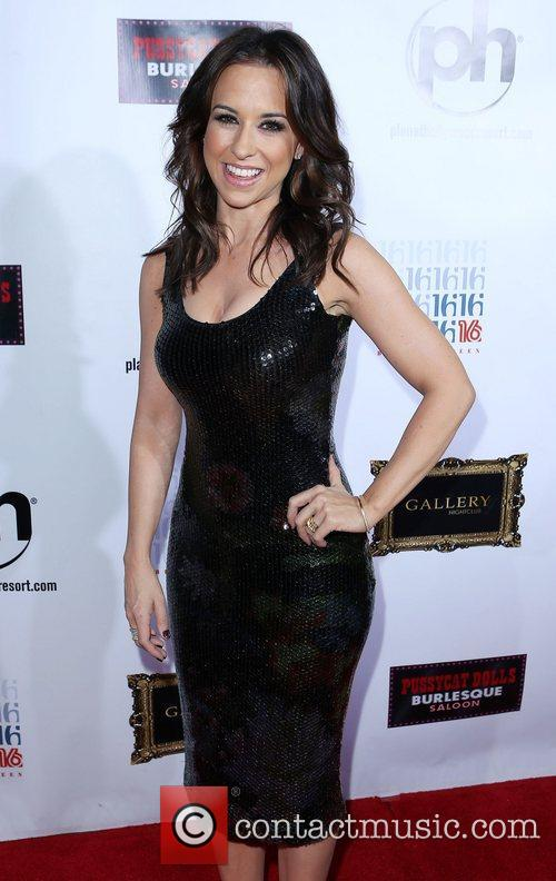 Lacey Chabert and Planet Hollywood 4