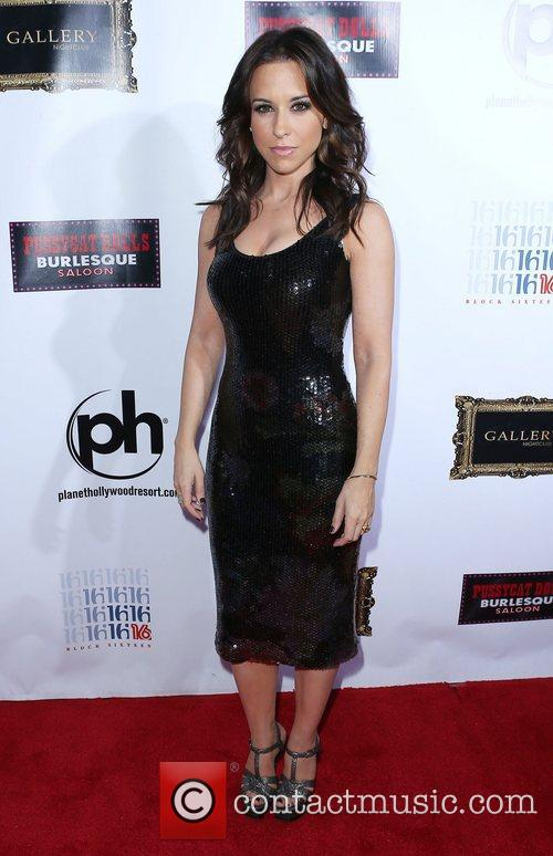 Lacey Chabert and Planet Hollywood 3