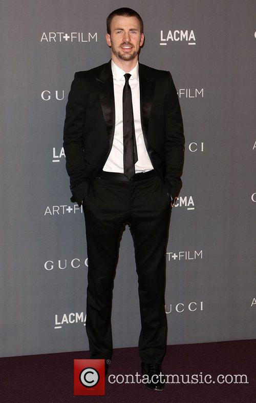 chris evans lacma 2012 art film gala 4147791