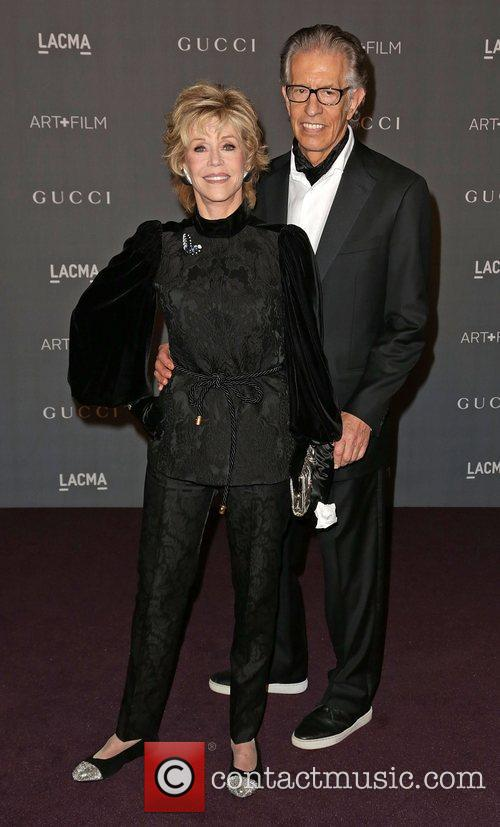 Jane Fonda and Richard Perry 4