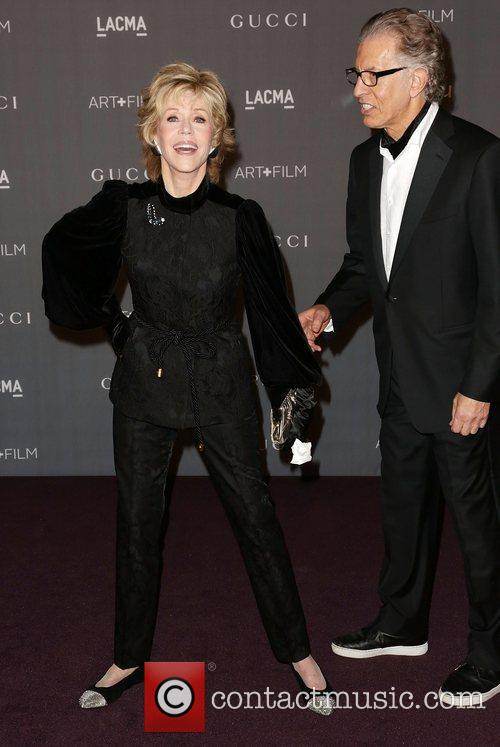 Jane Fonda and Richard Perry 3