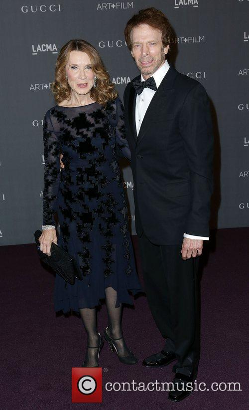 Linda Bruckheimer and Jerry Bruckheimer 1