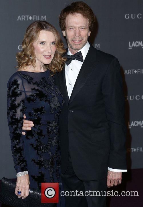 Linda Bruckheimer and Jerry Bruckheimer 2