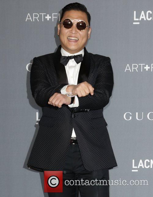 Rapper Psy 8