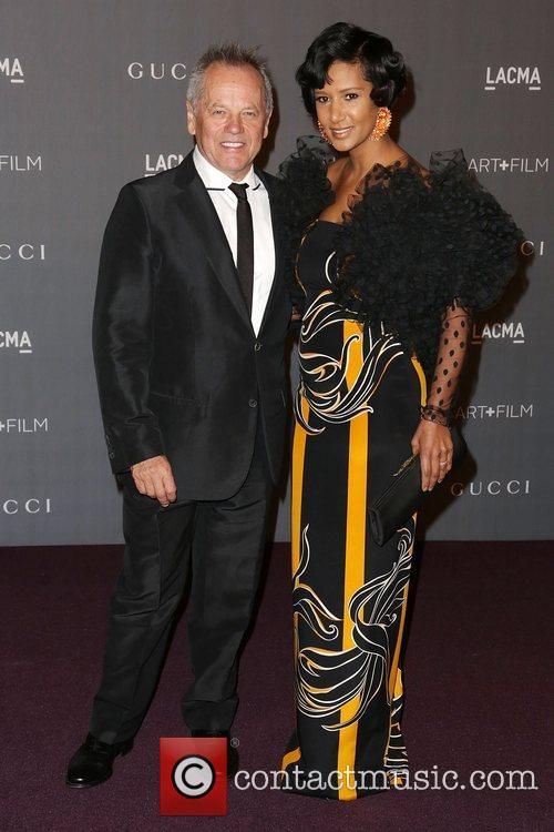 Wolfgang Puck and Gelila Assefa Puck