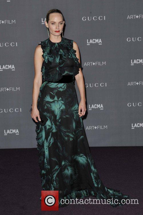 Amber Valletta LACMA 2012 Art + Film Gala...