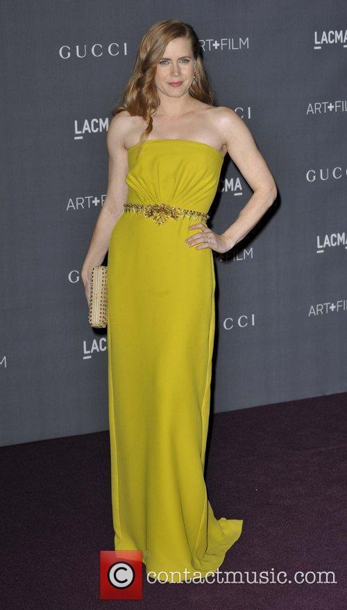Amy Adams LACMA 2012 Art + Film Gala...