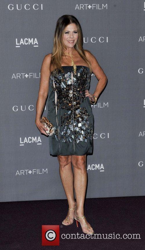 Rita Wilson LACMA 2012 Art + Film Gala...