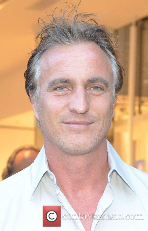 David Ginola Lacoste - Flagship Store Launch Party...
