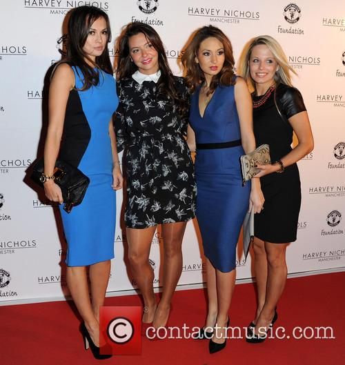 Manchester United Foundation Ladies, Lunch and Old Trafford 3