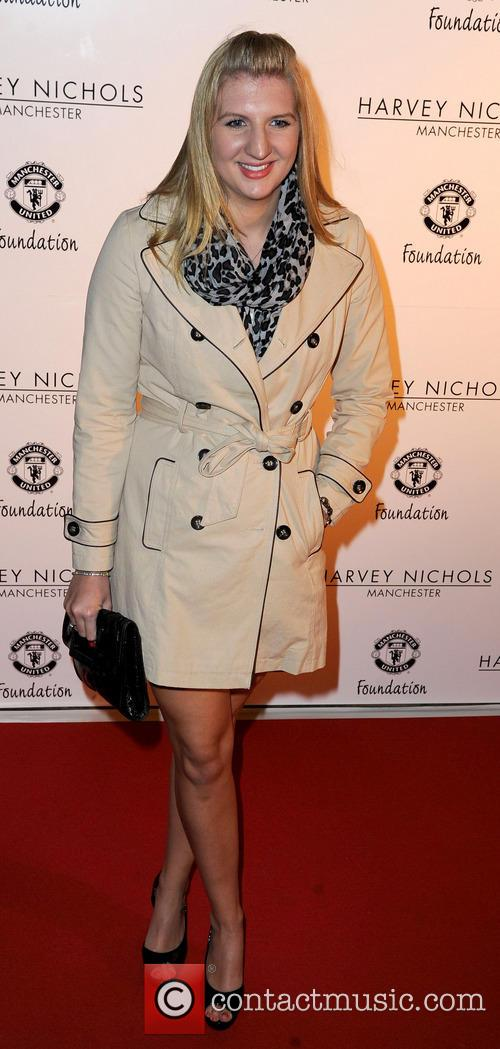 Manchester United Foundation Ladies Lunch held at Old...