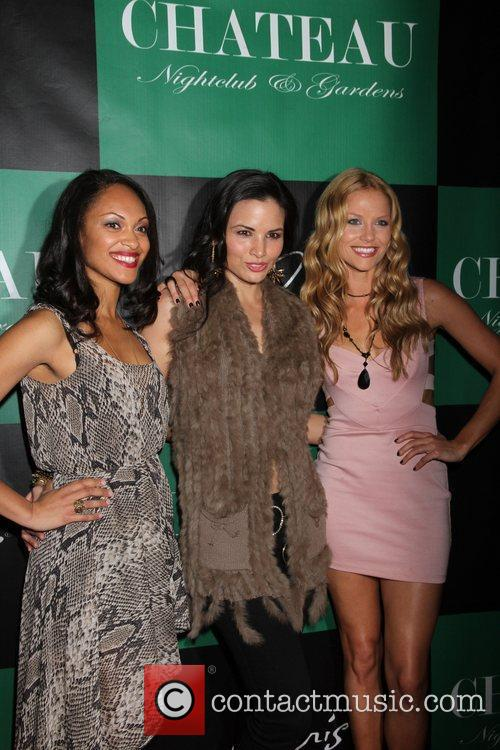 The Leading Ladies Of Spartacus: Vengeance Party at...