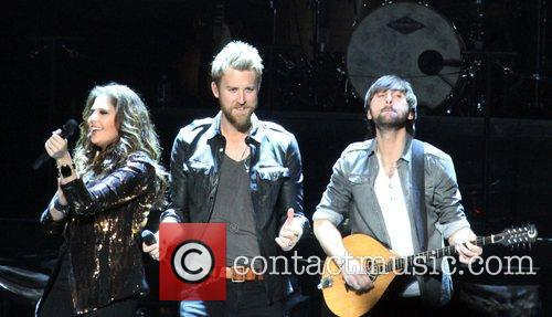 Lady Antebellum and Staples Center 2