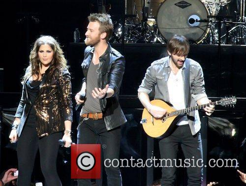 Lady Antebellum and Staples Center 3