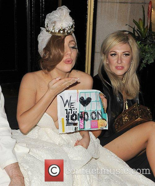 Lady Gaga, John Lennon and Steps 3