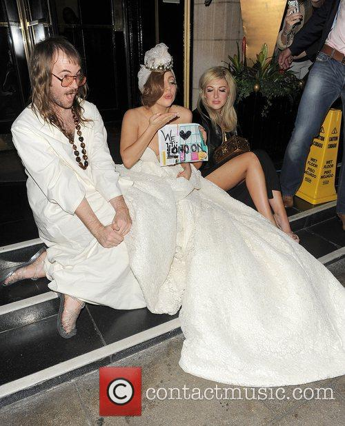 Lady Gaga, John Lennon and Steps 1