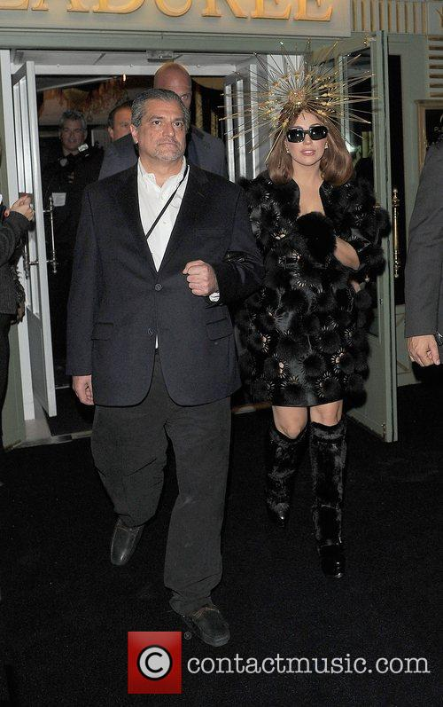 Lady Gaga, Harrods