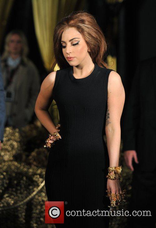 Lady Gaga Harrods