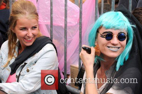 Fans, Lady Gaga and Ziggo Dome 5