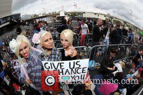 Fans, Lady Gaga and Ziggo Dome 3