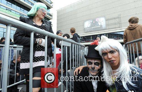 Fans, Lady Gaga and Ziggo Dome 6