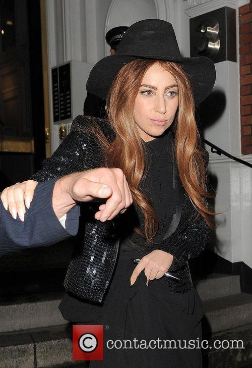 Lady Gaga Ecuador