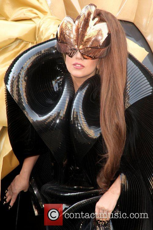 Lady Gaga and Macy's 9