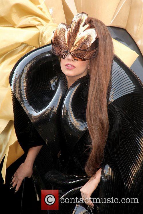 Lady Gaga Macys