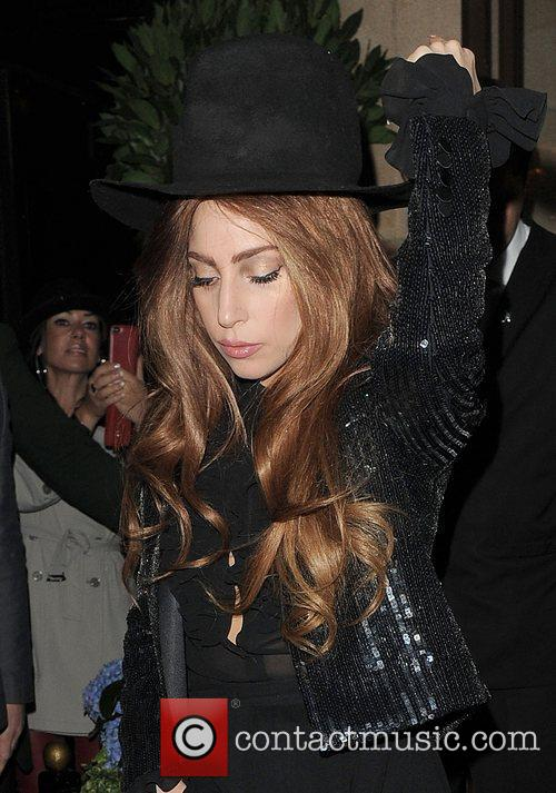 Lady Gaga and Her 15