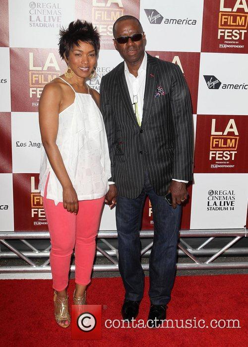 Angela Bassett and Courtney B Vance 1