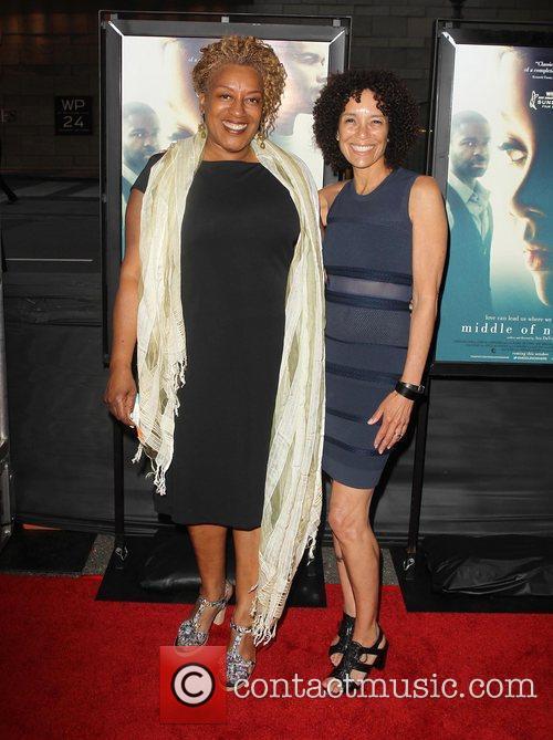 CCH Pounder, Stephanie Allain 2012 Film Festival -...