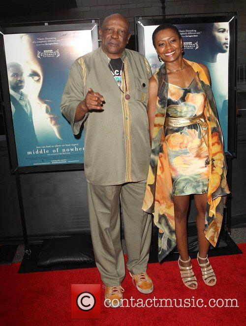 louis gossett jr barbara eve harris 2012 3955093