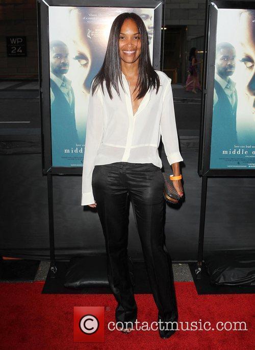 Mara Brock Akil 2012 Film Festival - Middle...