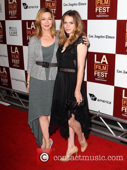 Sharon Lawrence, Joy Galeotti 2012 Film Festival -...