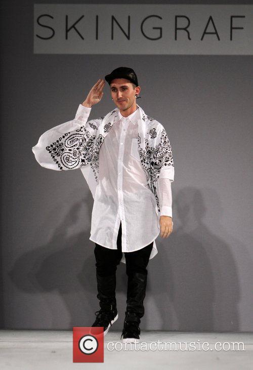 LA Fashion Week - Skingraft - Runway -...