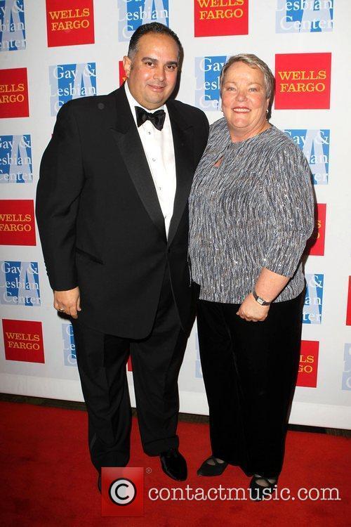 Speaker John A. Perez and Lori Jean The...