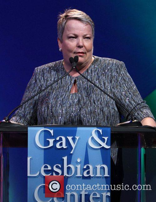 The L.A. Gay & Lesbian Center's 41st Anniversary...