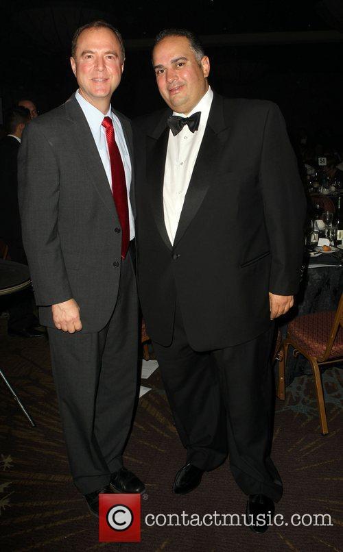 Adam Schiff, Speaker John A. Perez  The...