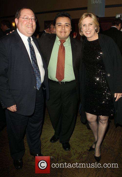 Paul Koretz, Ari Ruiz, LA City Controler Wendy...